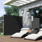 Thumbnail: Retractable Patio Windbreak, Ready made