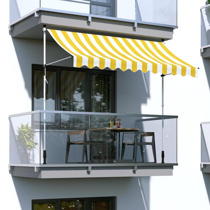 Balcony Awning, Ready made