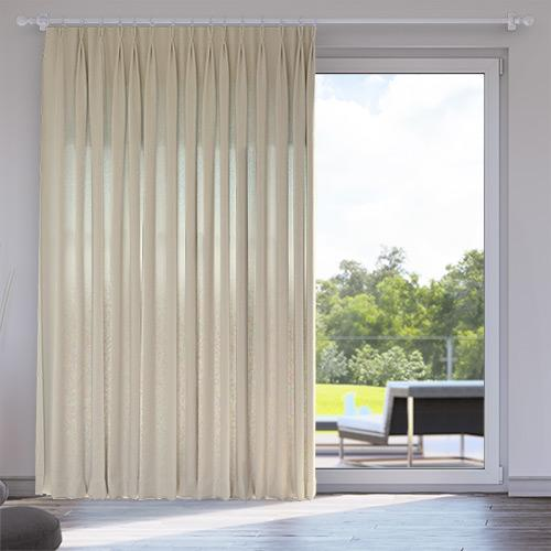 Darkening Easy Curtain
