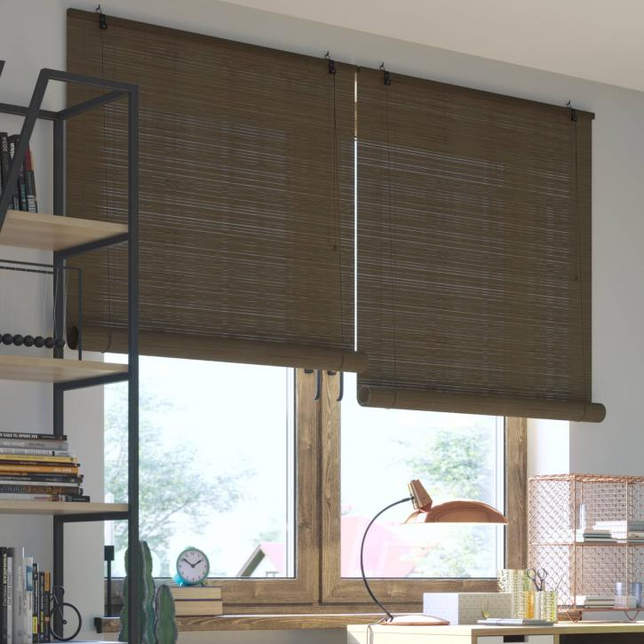 Bamboo Roller Blind Ready Made