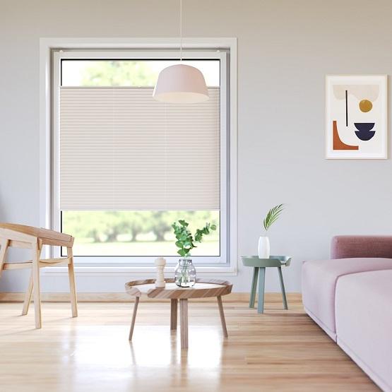 White room blinds