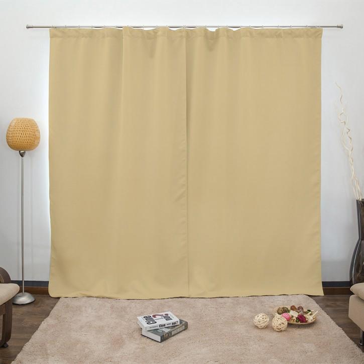 Blackout Curtain 140x245 cm