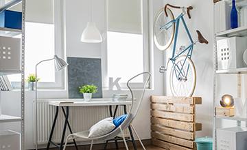 Livingroom roller blind