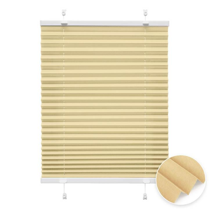Pleated blind ready made