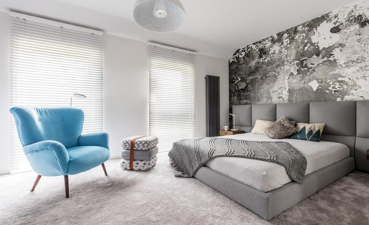 Bedroom Venetian Blind