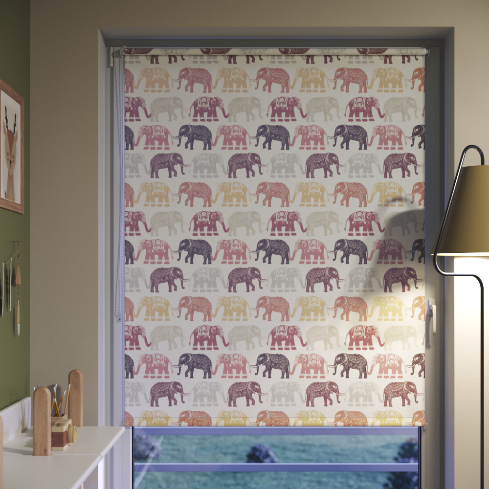 Easy fit no drilling blinds