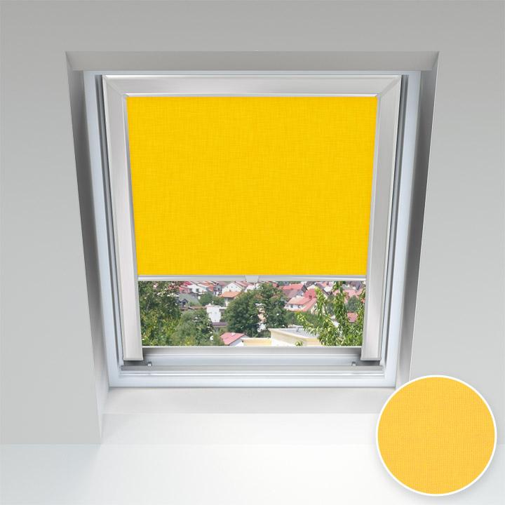 PureNight Skylight Blind, Bumblebee
