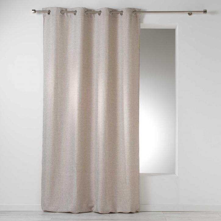 Darkening Eyelet Curtain Frida