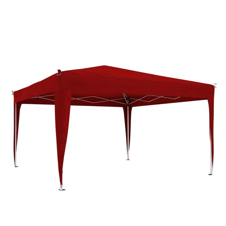 Premium Gazebo frame with cover, 3x3 m