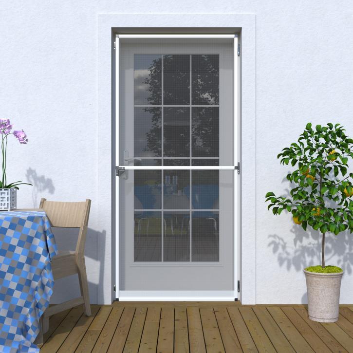 Hinged Door Fly Screen