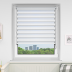 Thumbnail: Day and night roller blind ready made