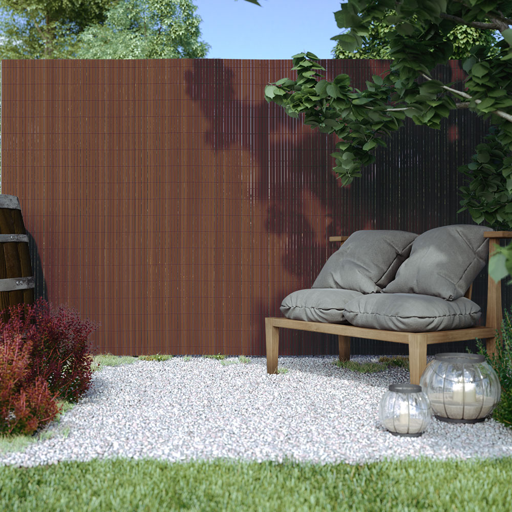 garden privacy PVC screen