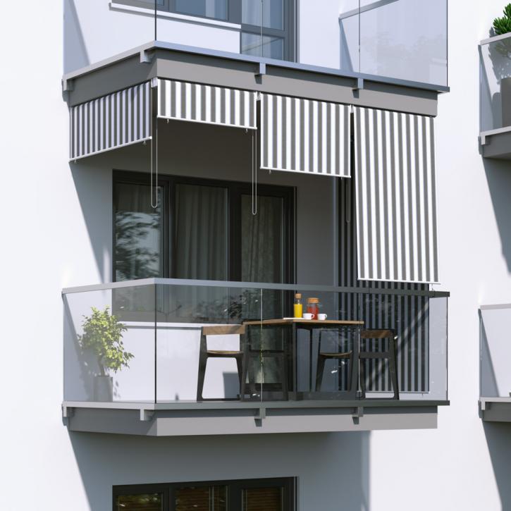 Outdoor Balcony Blind, Ready made