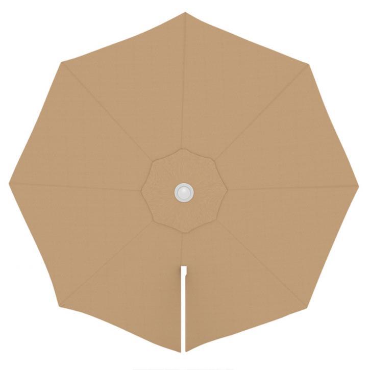 Round umbrella sheathing, 3,5 m