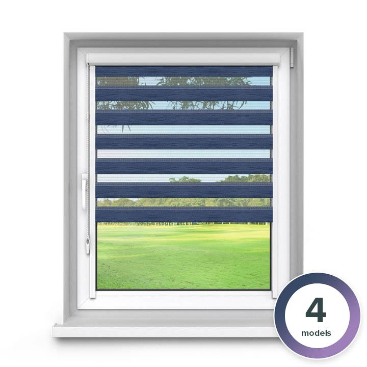 PVC PureNight Premium Day and Night Blind