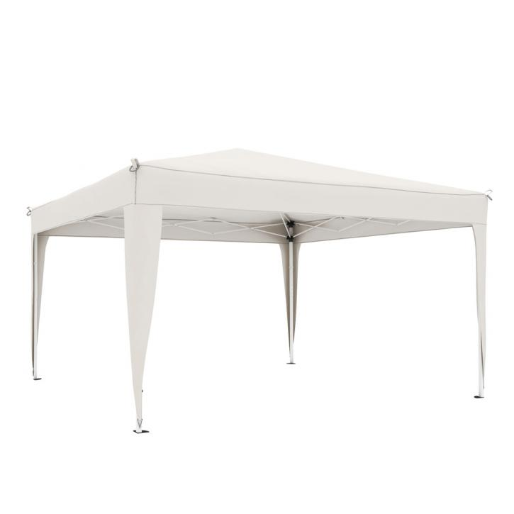 Basic Gazebo frame with cover, 3x3 m