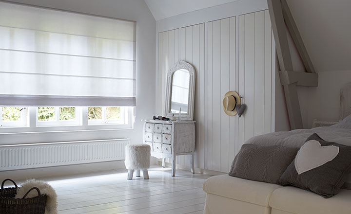 Made to Measure pleated blind