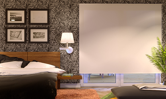 How to choose roller blind for interior?