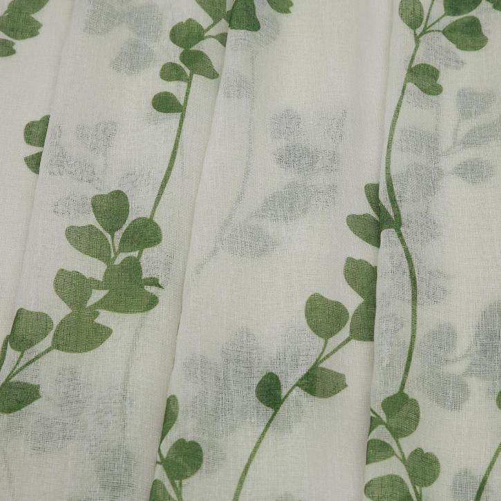 Transparent Eyelet Curtain Tilia
