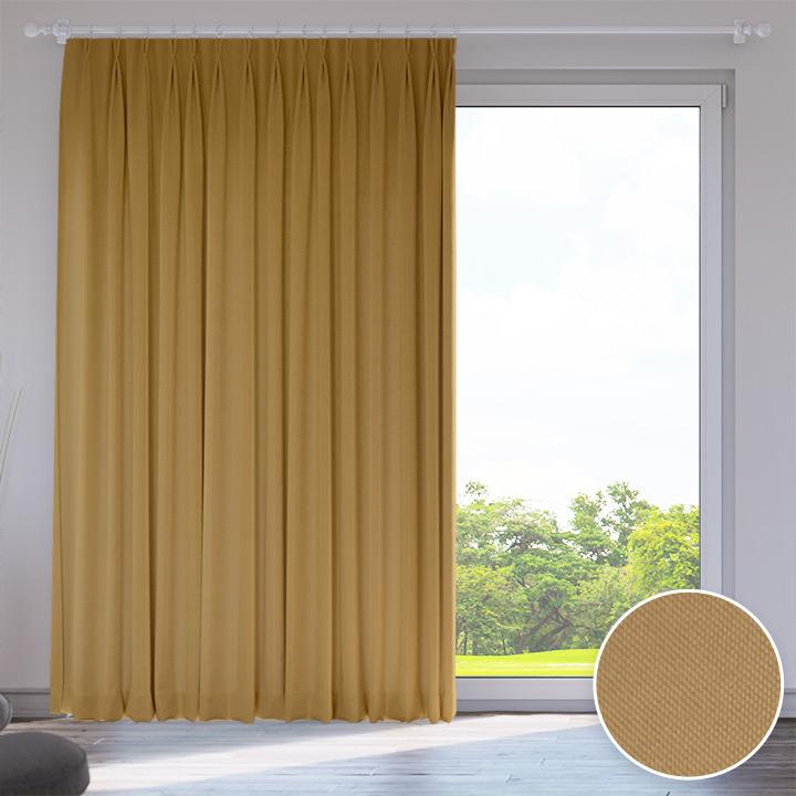 Darkening Made to Measure Catalea Curtain, Cleopatra