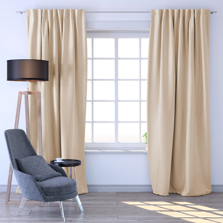 Blackout Curtain 140x245 cm