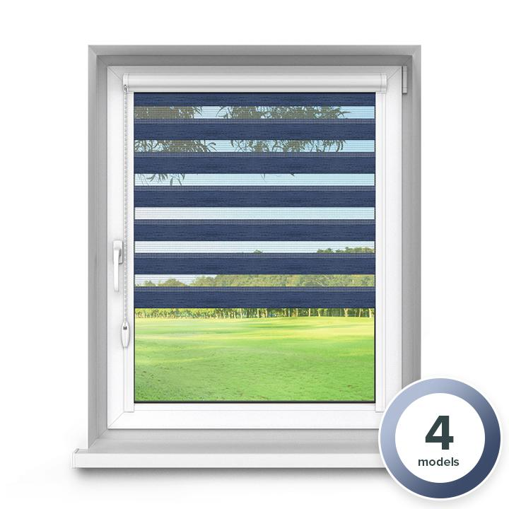 Aluminium PureNight Premium Day and Night Blind