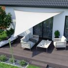 Thumbnail: Sun Shade Garden Sail, triangle, respirable