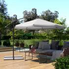 Thumbnail: Round Garden Umbrella, 3 m